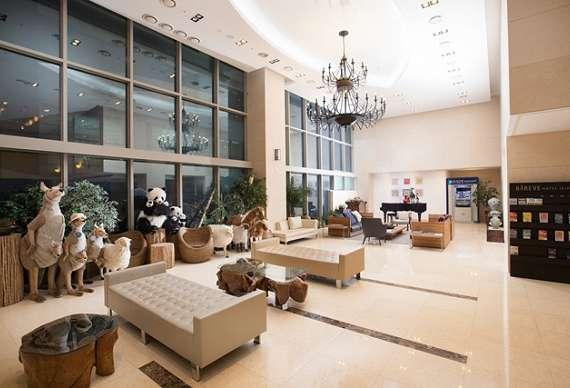 호텔 빠레브