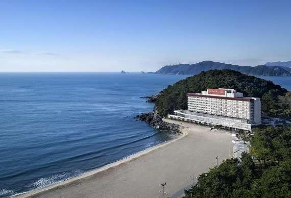 웨스틴 조선 호텔 부산