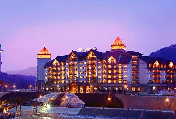 인터컨티넨탈 호텔 알펜시아 평창