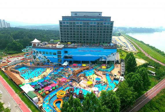 남한강 썬밸리호텔