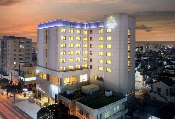 제주 아스타 호텔
