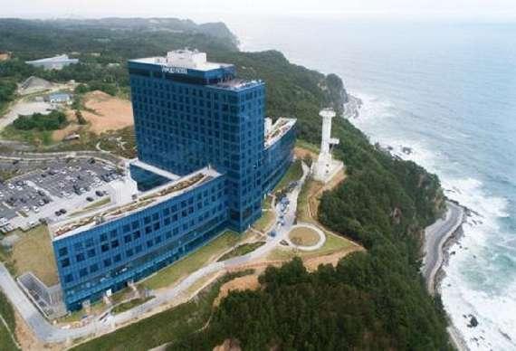 강릉 탑스텐 호텔