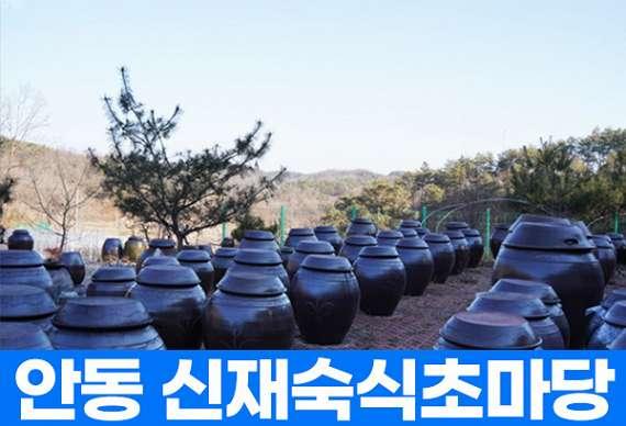 [하이스토리 경북] 안동 신재숙식초마당