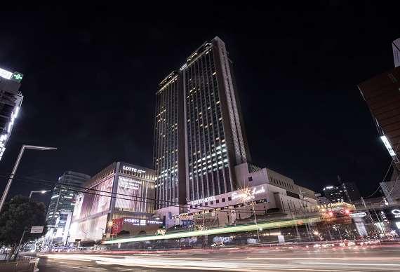 롯데 호텔 부산